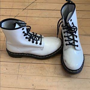 Dr. Martens Shoes - White Dr. Martens